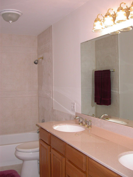 Bathroom remodeling in st louis chesterfield ballwin for Bathroom contractors in my area